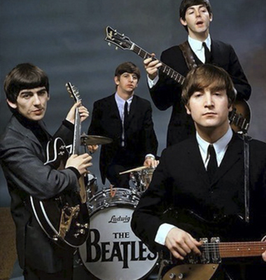 Songs in English - The Beatles