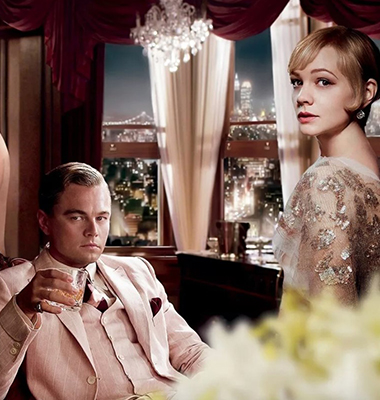 The great Gatsby (subtitles for the film)
